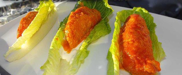 Buffalo rock cod wraps chef steve black for Buffalo fish recipe
