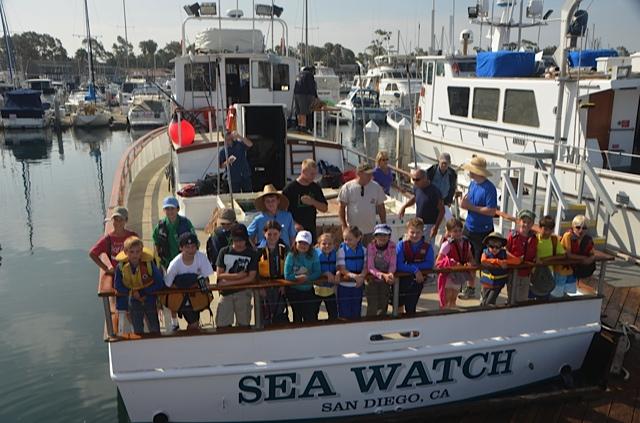 fishing charities