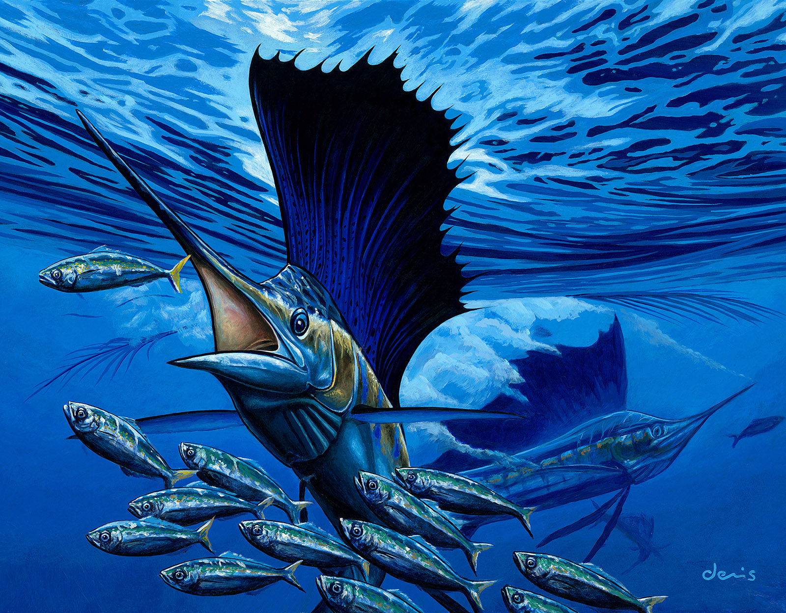 art fishing