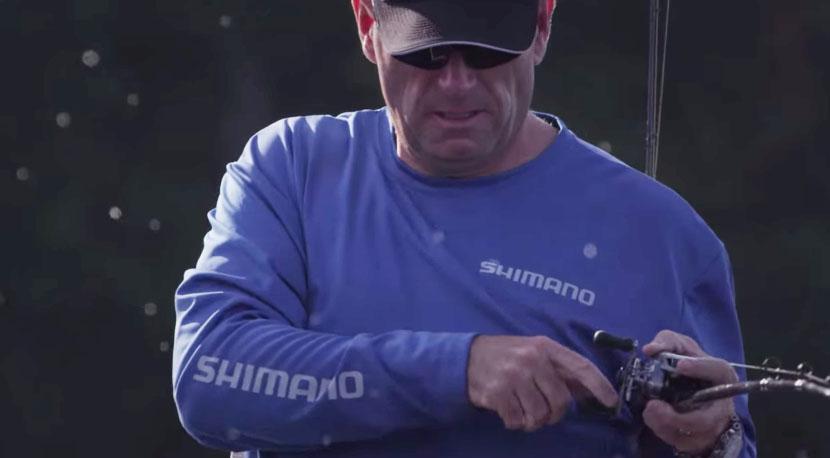 baitcasting reels - Shimano Curado