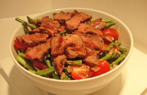 Venison Salad