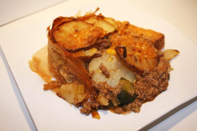 Venison Shepherd's Pie Recipe