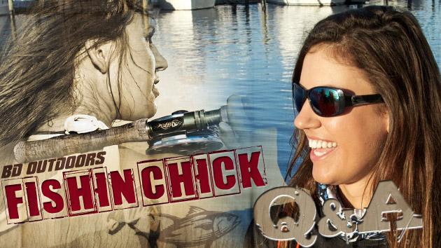 Fishin Chicks Krista Tucker