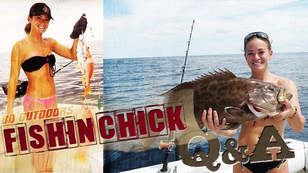 Lexi Furukawa Fishin Chick