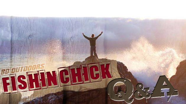 Mereidi Liebner Fishin Chick