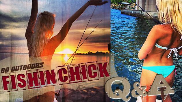 Christine Pulliam Fishin Chick