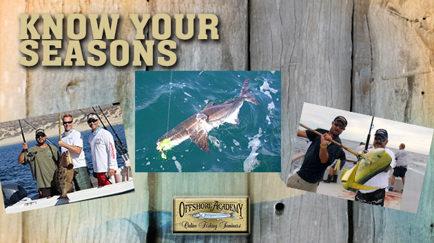 fishing season