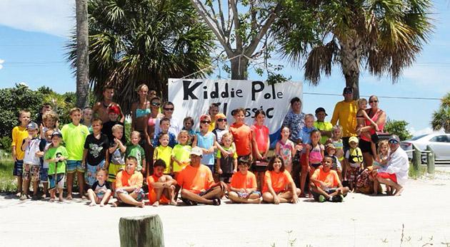 Chasten Whitfield Kiddie Pole Classic