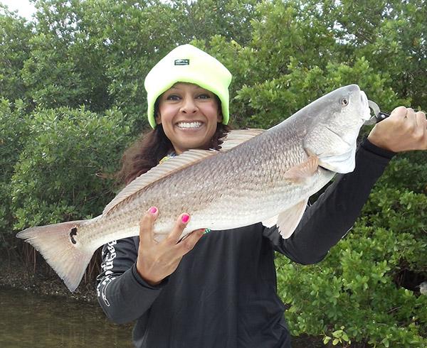 Rosemary White redfish