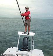 Inshore flats fishing