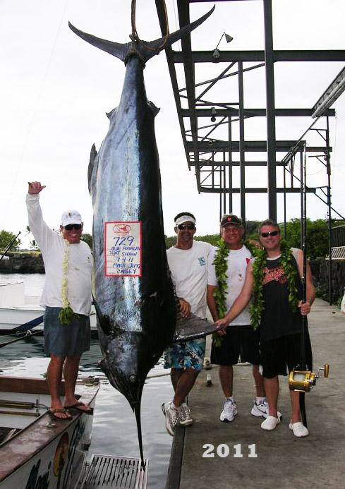 World Cup Blue Marlin
