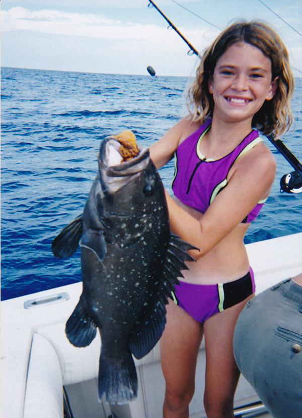 Lexi Furukawa kids grouper