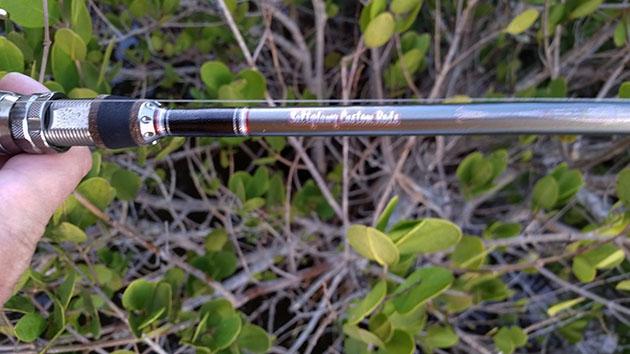 saltydawg rods