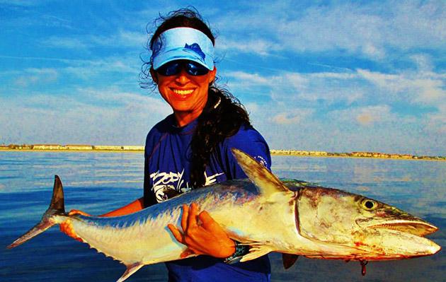 Leslie Martinez king mackerel kingfish