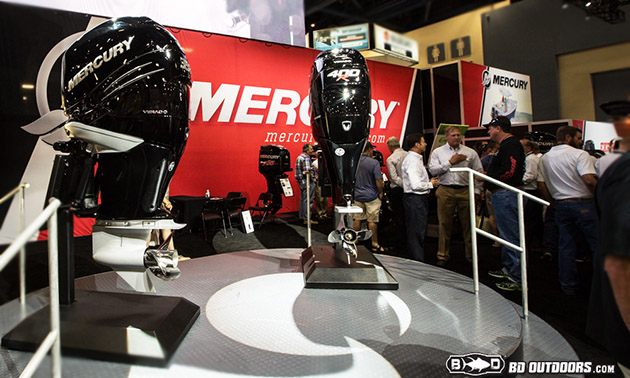 Mercury Marine Unveils 400R Outboard - Mercury 400R Review - BD
