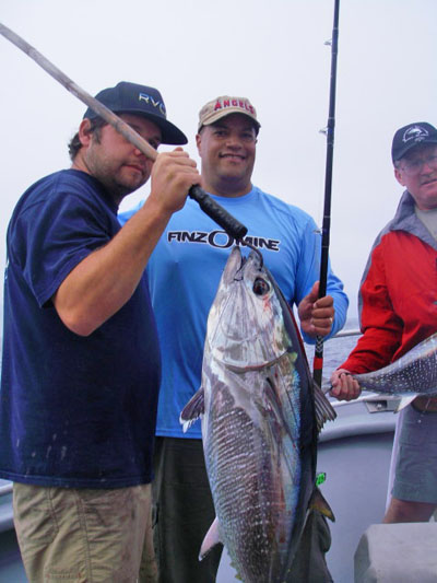 Offshore Fishing Options