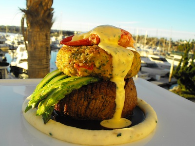 Lobster Cake And Beef Tenderloin Recipe