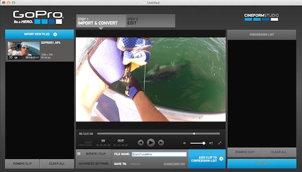 slow motion gopro camera
