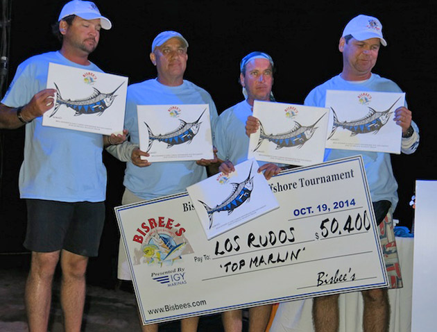 Bisbee's B & B sport-fishing tournament - Los Cabos Offshore 2014