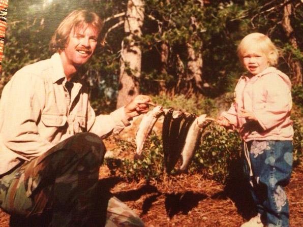 Carolyn Jordan womens fishing