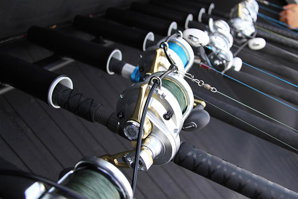 Boat Outfitters Pickup Rod Holder