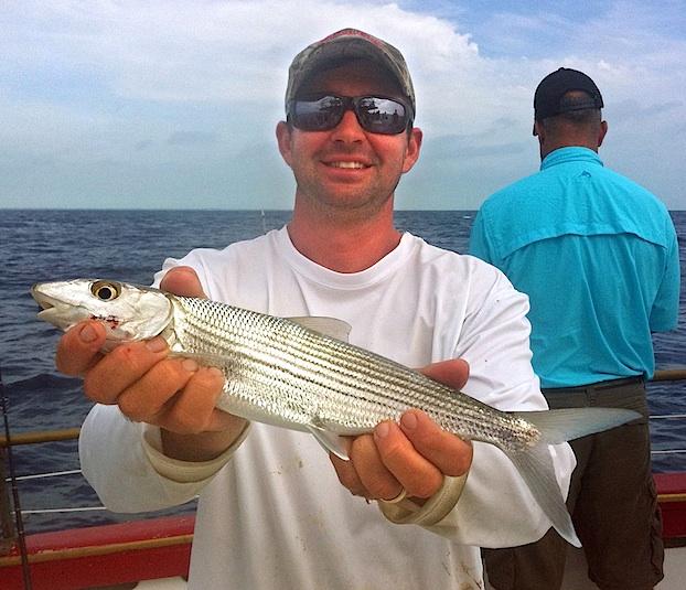 Florida Keys Bonefish Deep