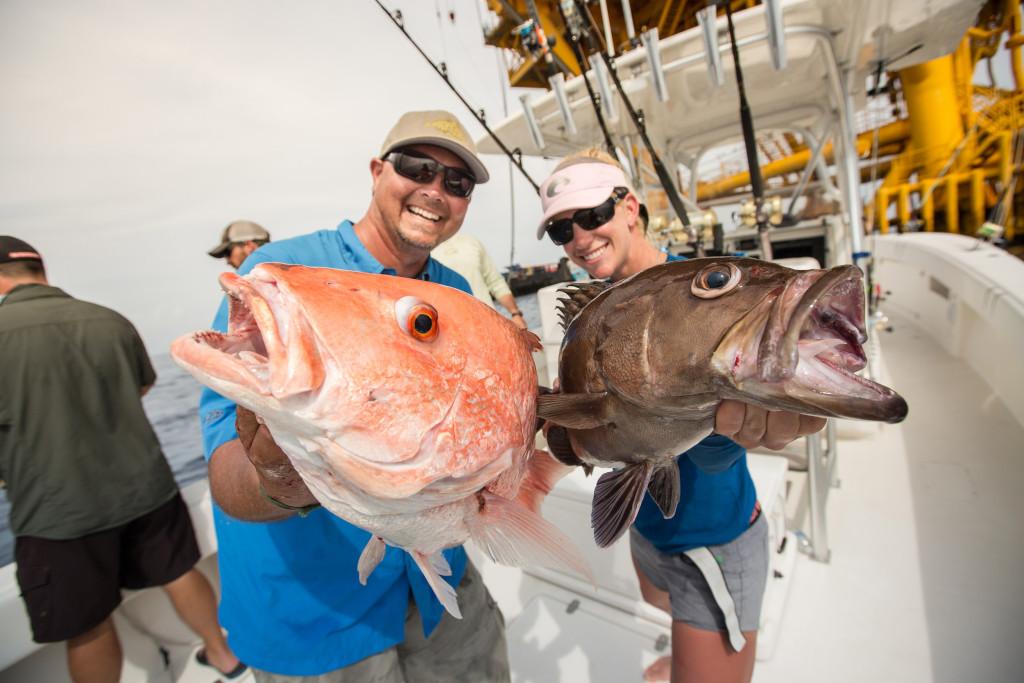 Offshore fishing Louisiana