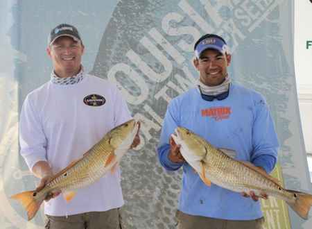 Louisiana Saltwater Series Redfish Championship