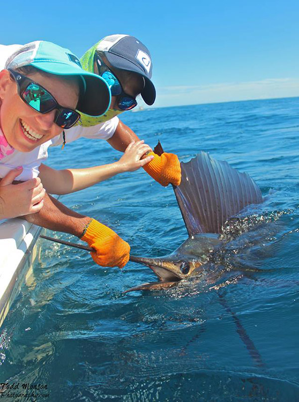 Maureen Mascaro sailfish