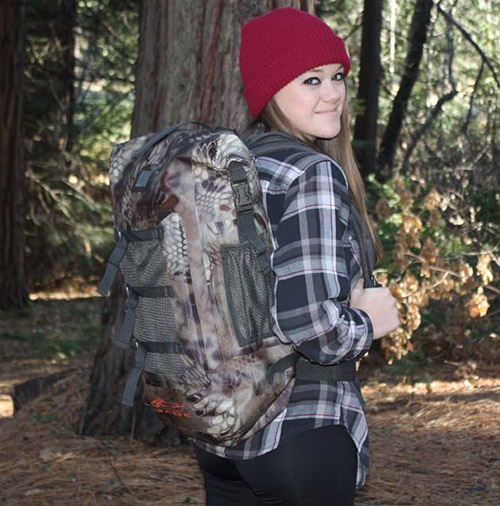 Gage Waterproof Gear Bags in Camo or Black