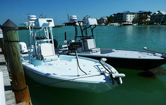 New Marine Electronics