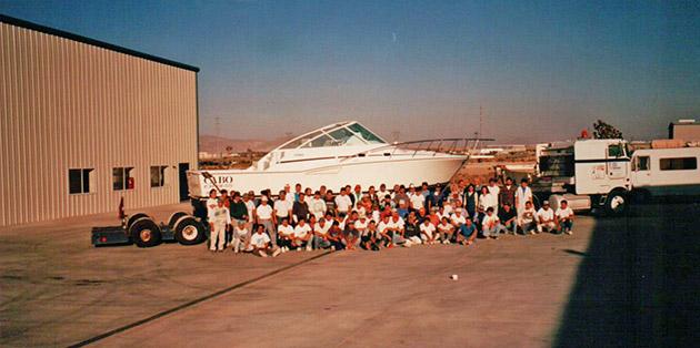 Introducing Mag Bay Yachts - The Back Story
