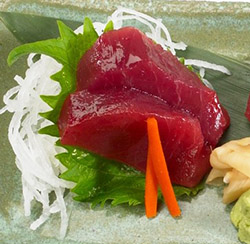 sashimi grade enjoyed Tuna maguro