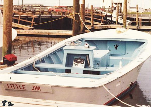 little JIm Boat