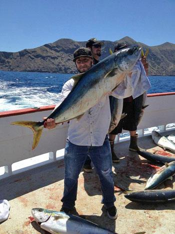 san clemente island fishing