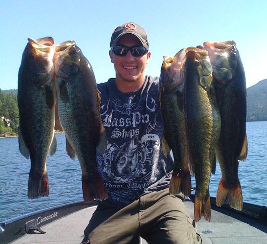 Nik Autrey Topwater Bass