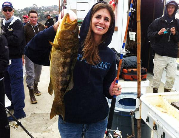 Saltwater Bass Tagging