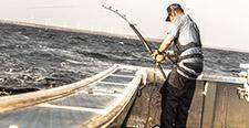 Okuma reels for tuna