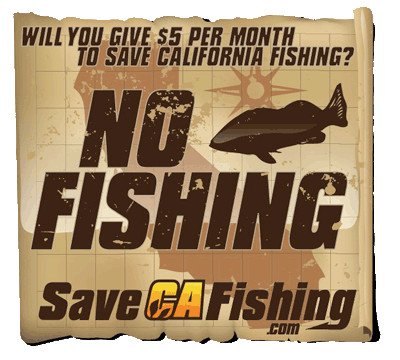 save fishing