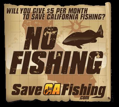 save fishing