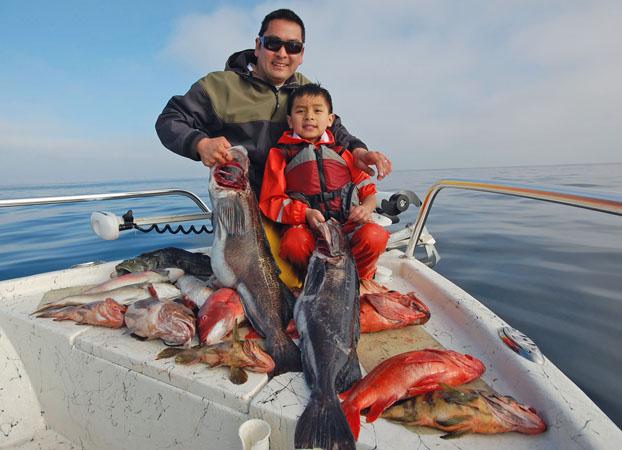 rockfish tips