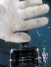 spooling reels