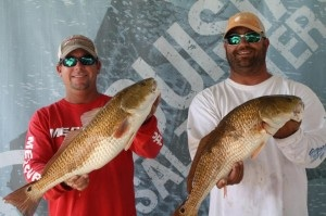 louisiana saltwater series redfish lafitte