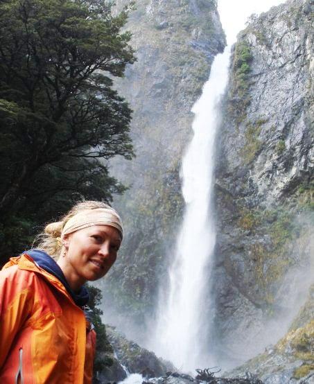 Mereidi Liebner women outdoors