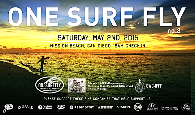 8th Annual One Surf Fly Classic