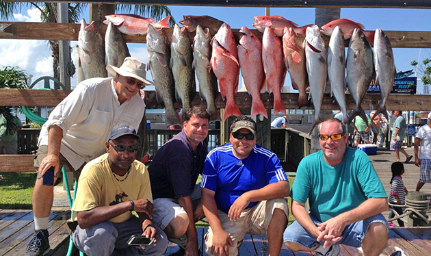 Anchoring can be key to fishing methods