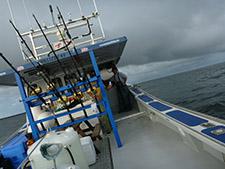 lobster boats in PEI