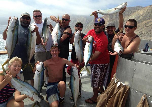 Fishing Report Landesfeind