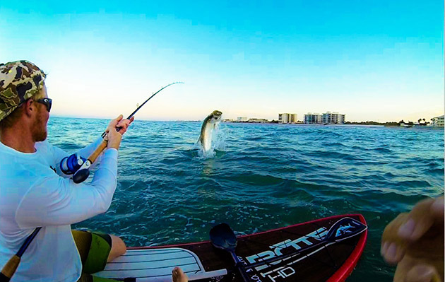 Top 5 must have items for sup fishing for Fishing must haves