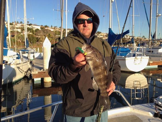 winter bay bass